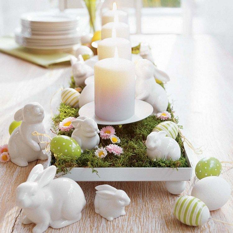 Pâques Easter déco tendance