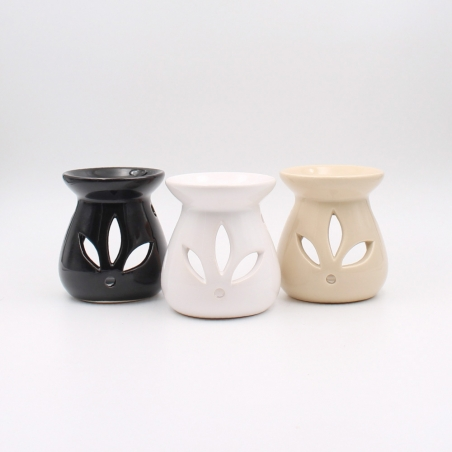 small-oil-burner | olive-leaves-patterns-interior-decor