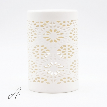 wax-warmer | white-ceramic-black-bowl