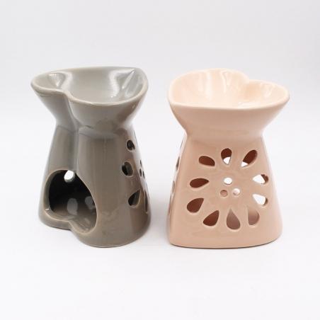 huile-essentielle-diffuseur | décoration-maison-fleurs-gris-rose