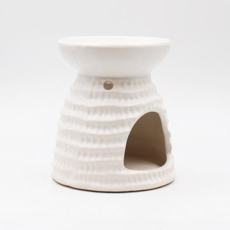 meilleur-diffuseur-huile-essentielle | céramique-blanc-décoration-minimaliste