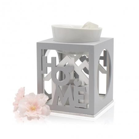 "Brûle-parfum modèle ""Home Sweet Home"""