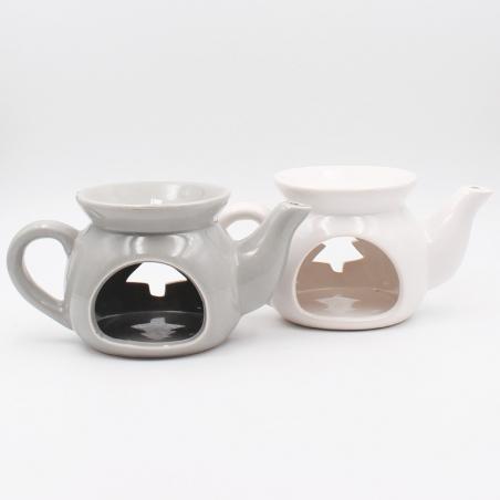 brule-parfum-noel   décoration-intérieur-maison-noel-théière-gris-blanc