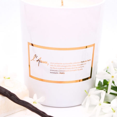 Natural-candle | jasmine-musk