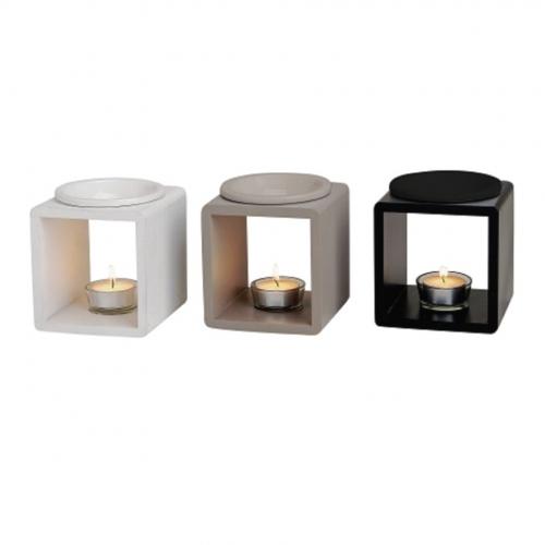 """Brûle-parfum modèle """"Cube"""""""