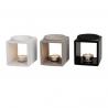 Oil burner Cube
