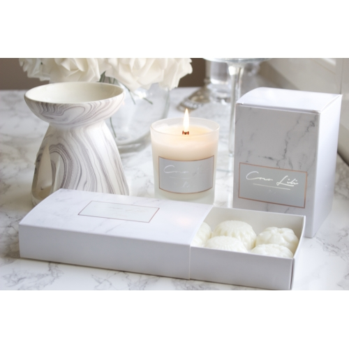 Scented Candle - Coco Lili