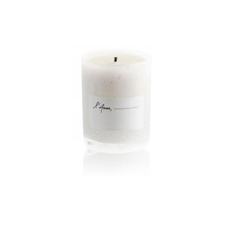 creation parfum bougie parfumee 200 g avec notre parfumeur l 39 aurore. Black Bedroom Furniture Sets. Home Design Ideas
