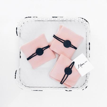 Sachet de sel parfumé
