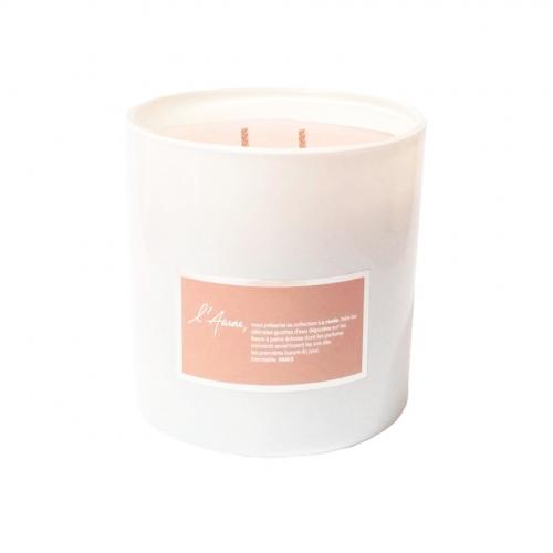 'La Rosée' candle 400g