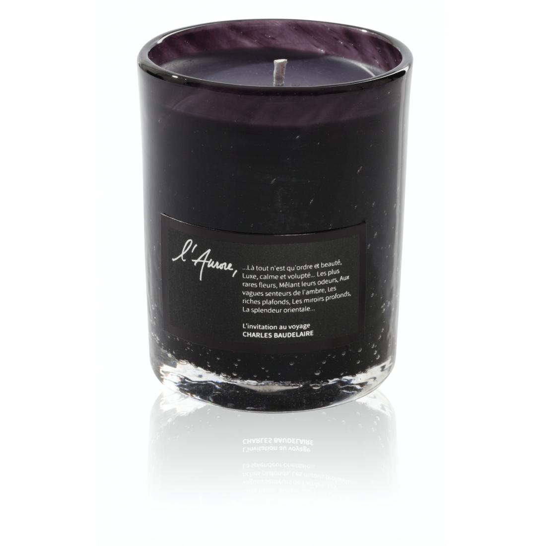 Bougies Ligne Noire (Pack de 15 bougies)