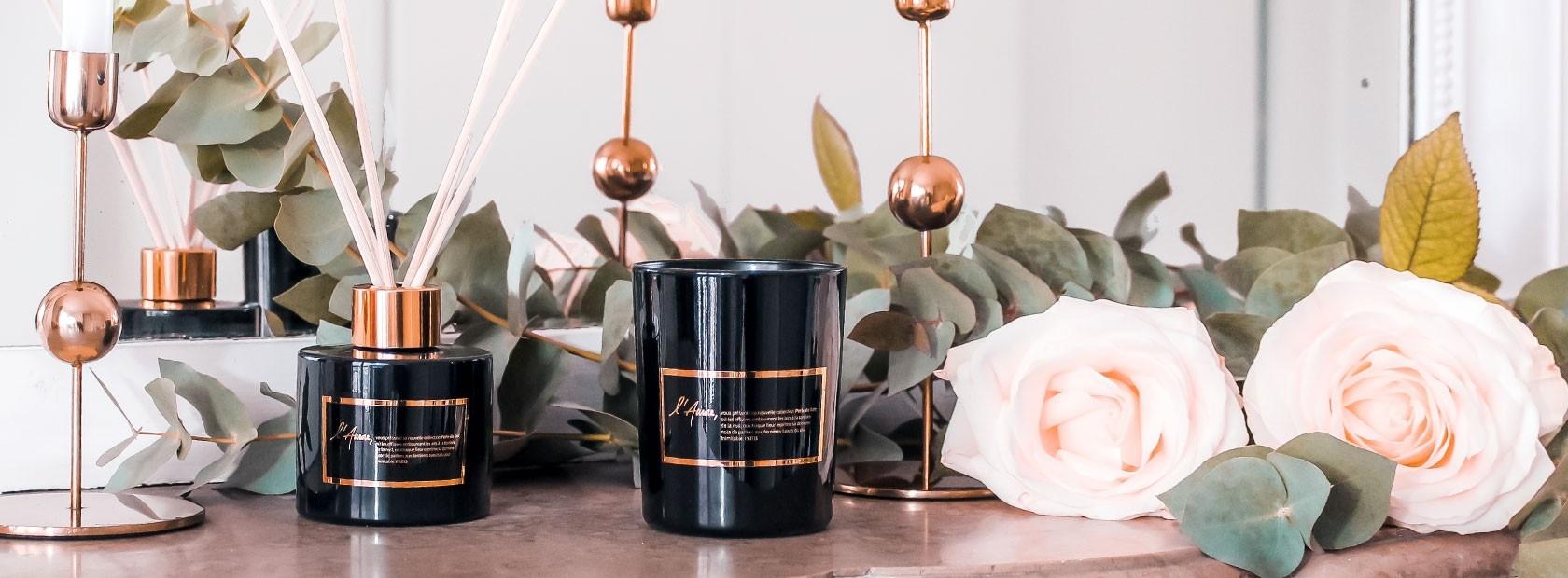 Bougie parfumee | L'Aurore Paris